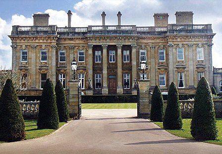Heythrop Park Resort - Enterprise IT Strategy Forum